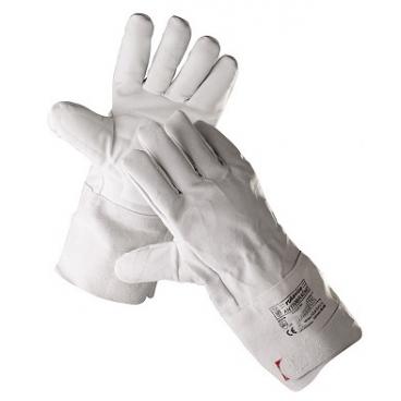 KILLDEER pracovní rukavice antivibrační celokožené - Antivibrační ... 4c2699d882